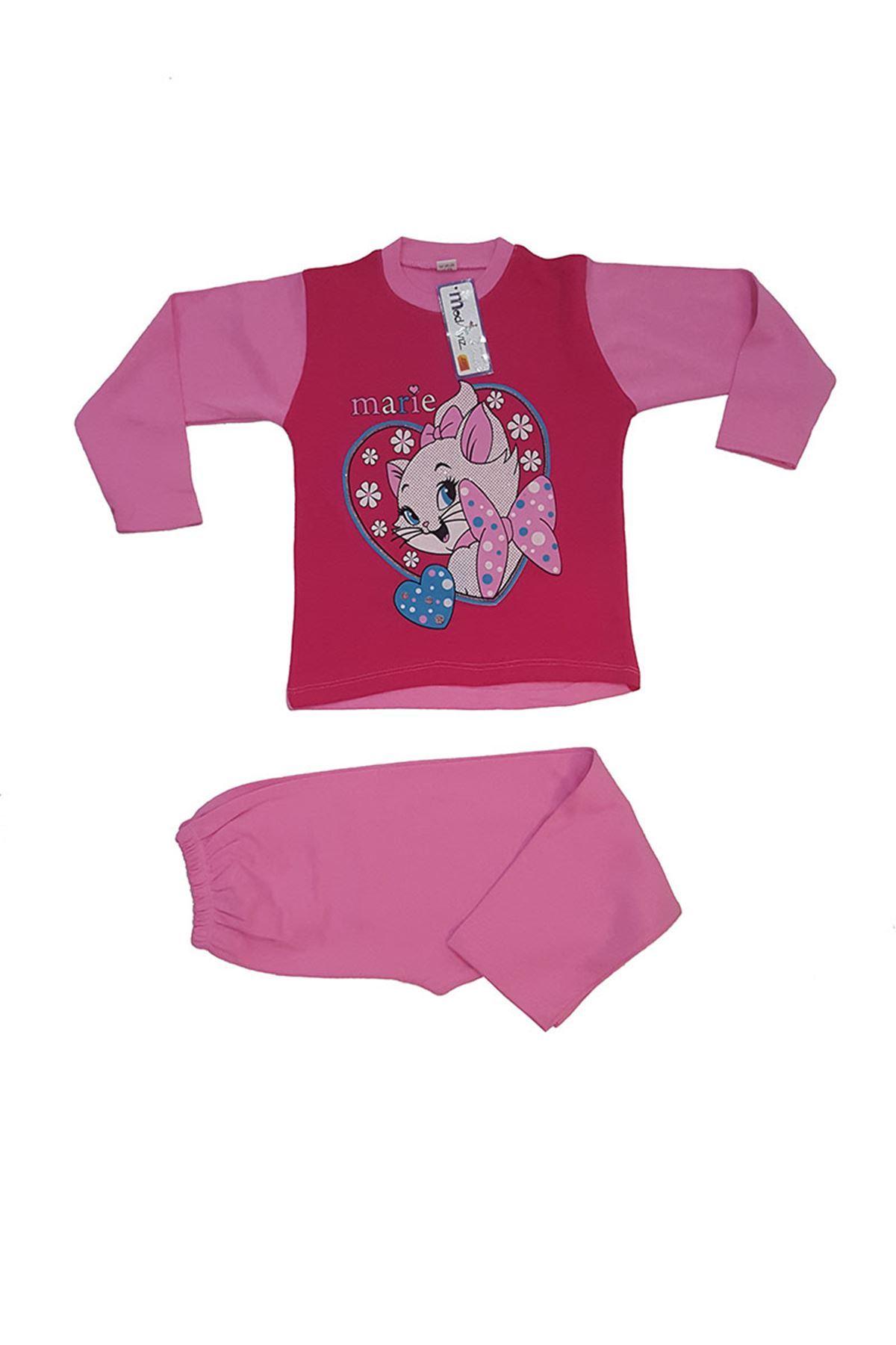 Çocuk Pijama Takımı 11A-15280