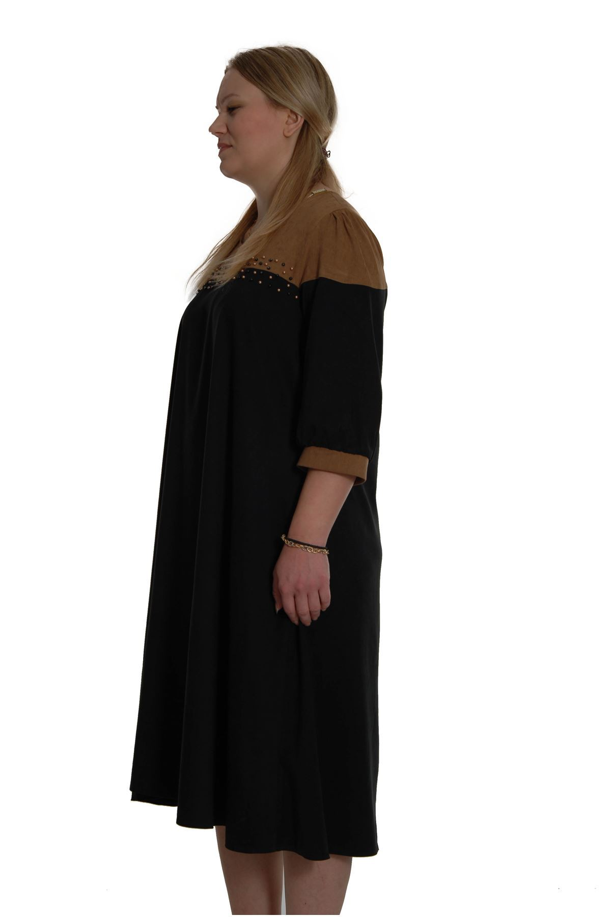 Geniş Kalıp Elbise J1-69052