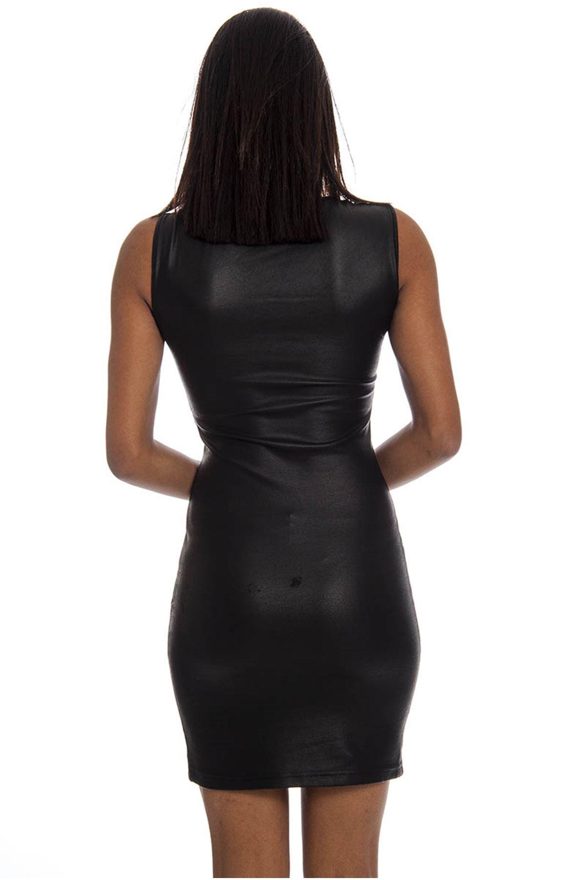 Nakışlı Elbise J2-3926