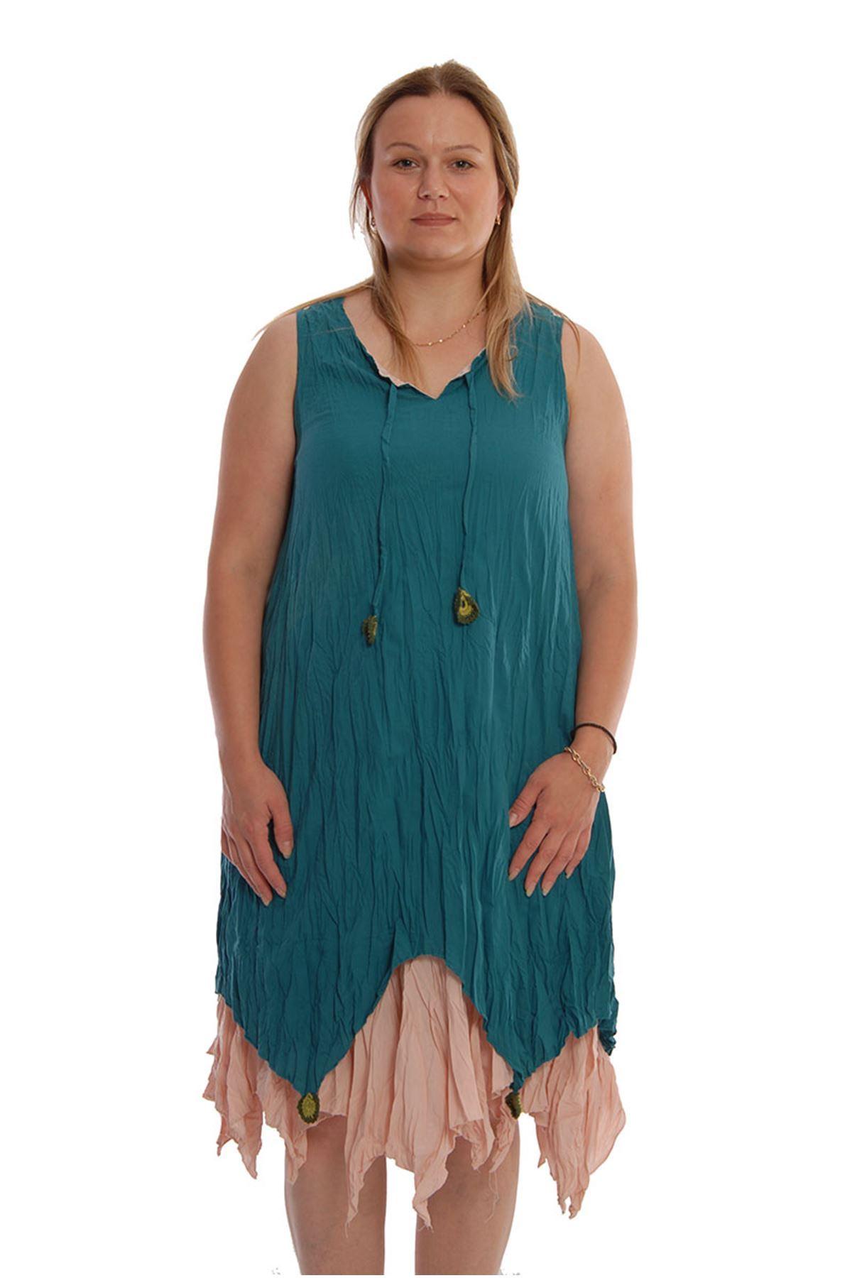 Oyalı Şık Elbise 18D-67721