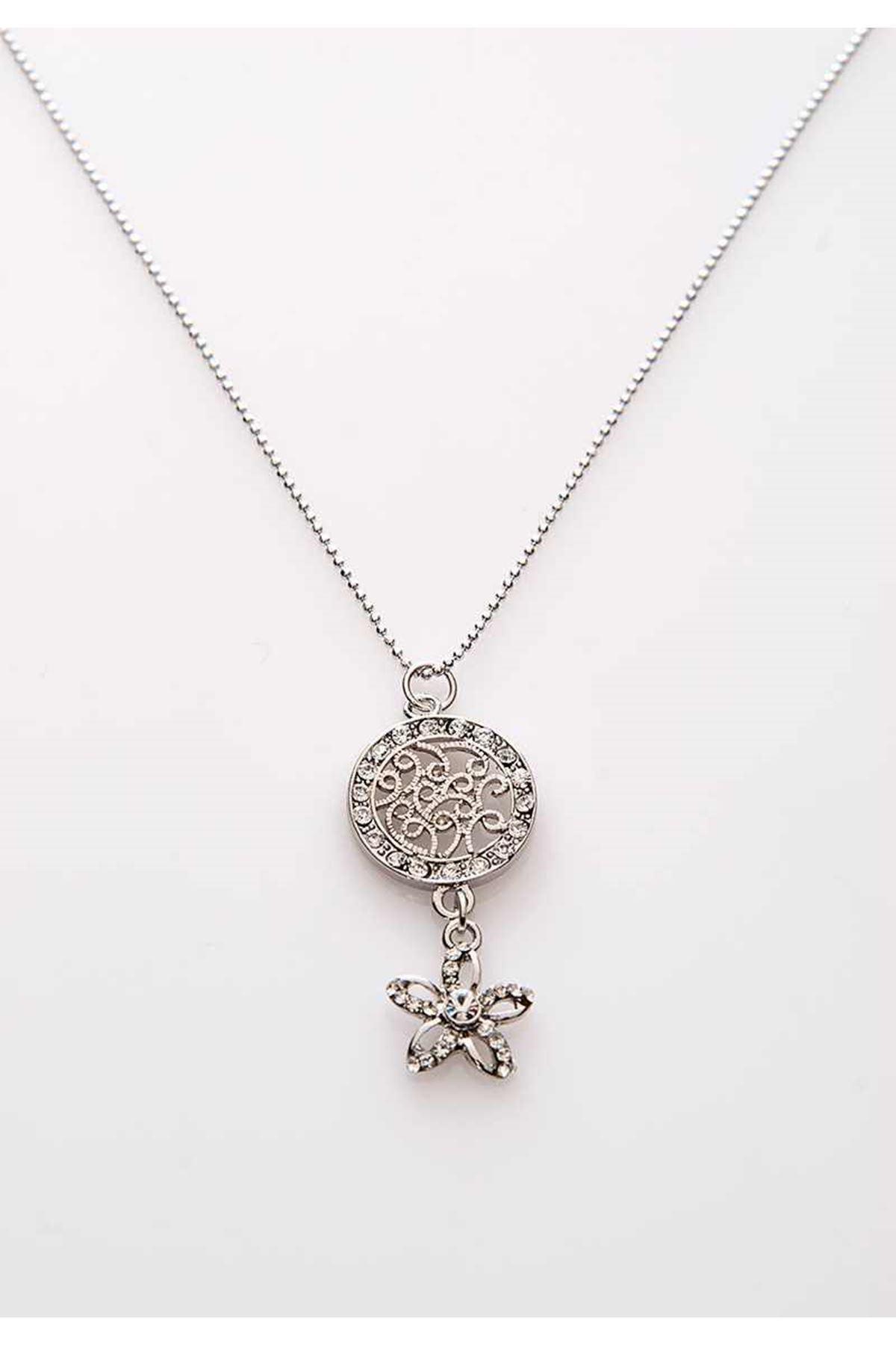 Silver Kolye 9Ç-107880