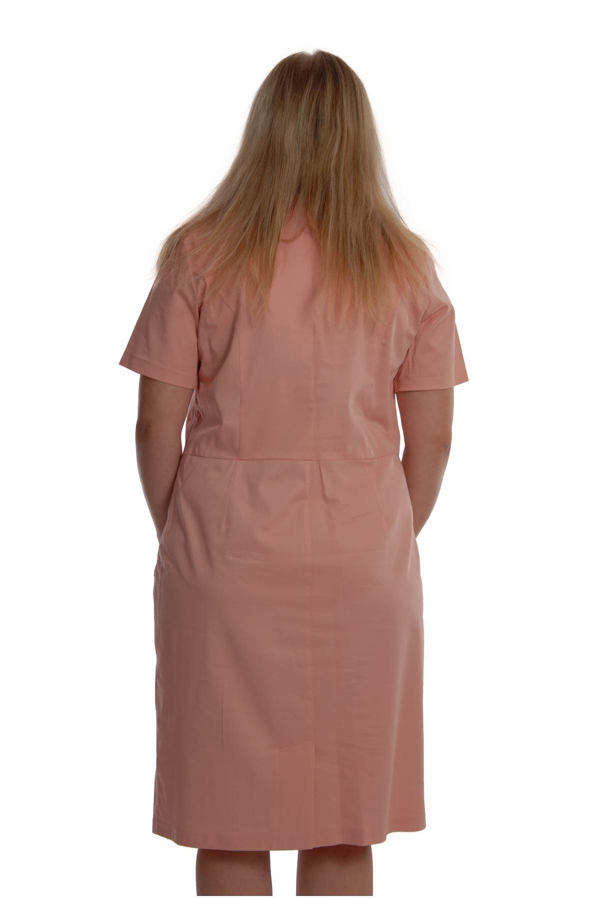 Somon Şık Elbise K12-68351