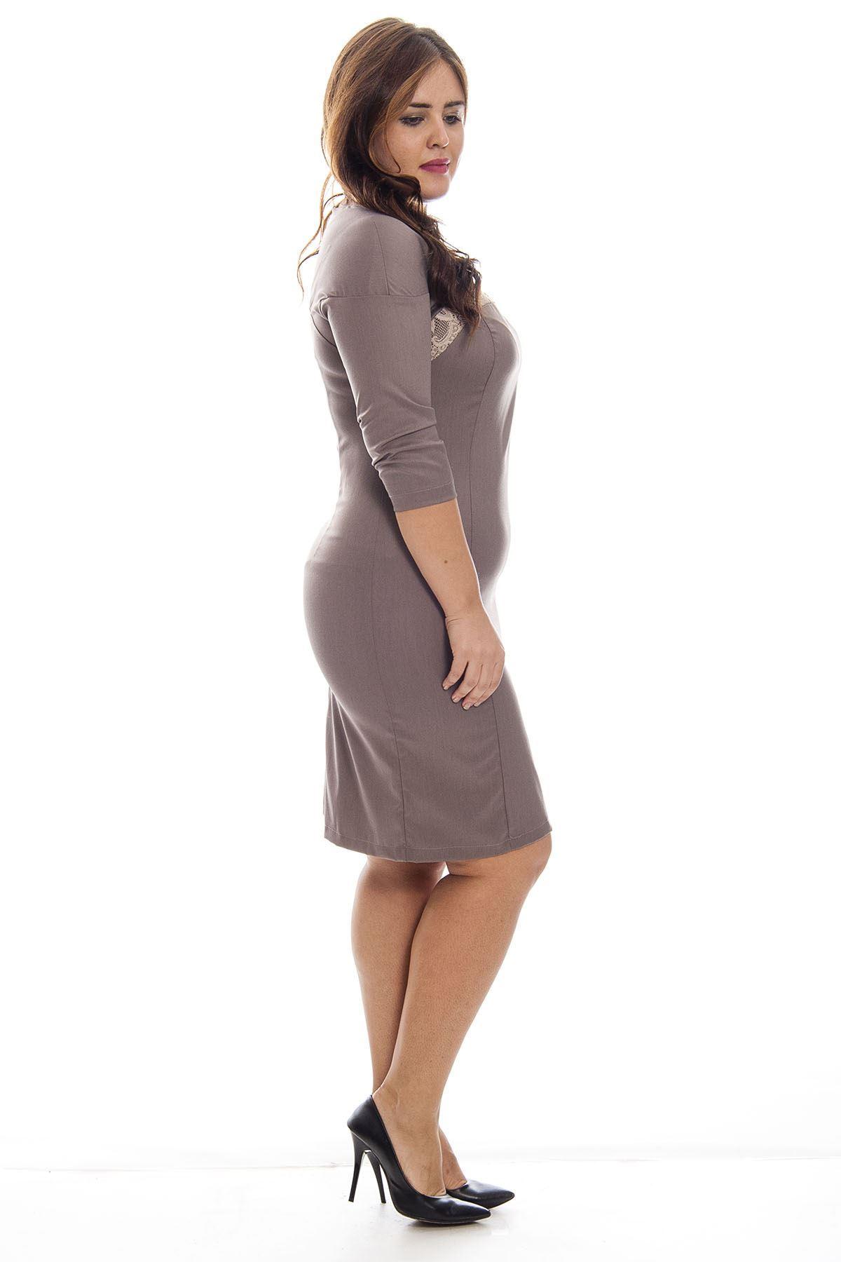 Vizon Elbise K12-0877