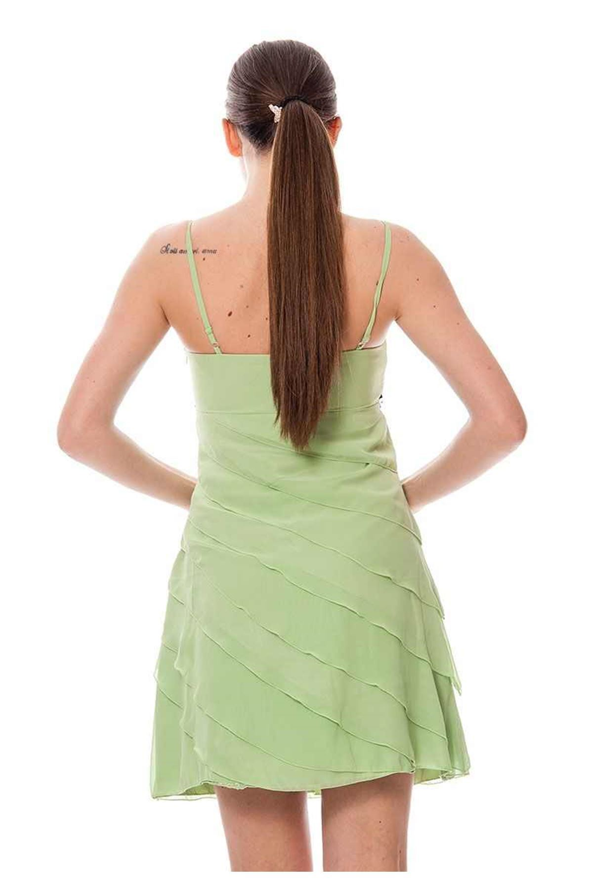 Yeşil  Abiye I4-116161