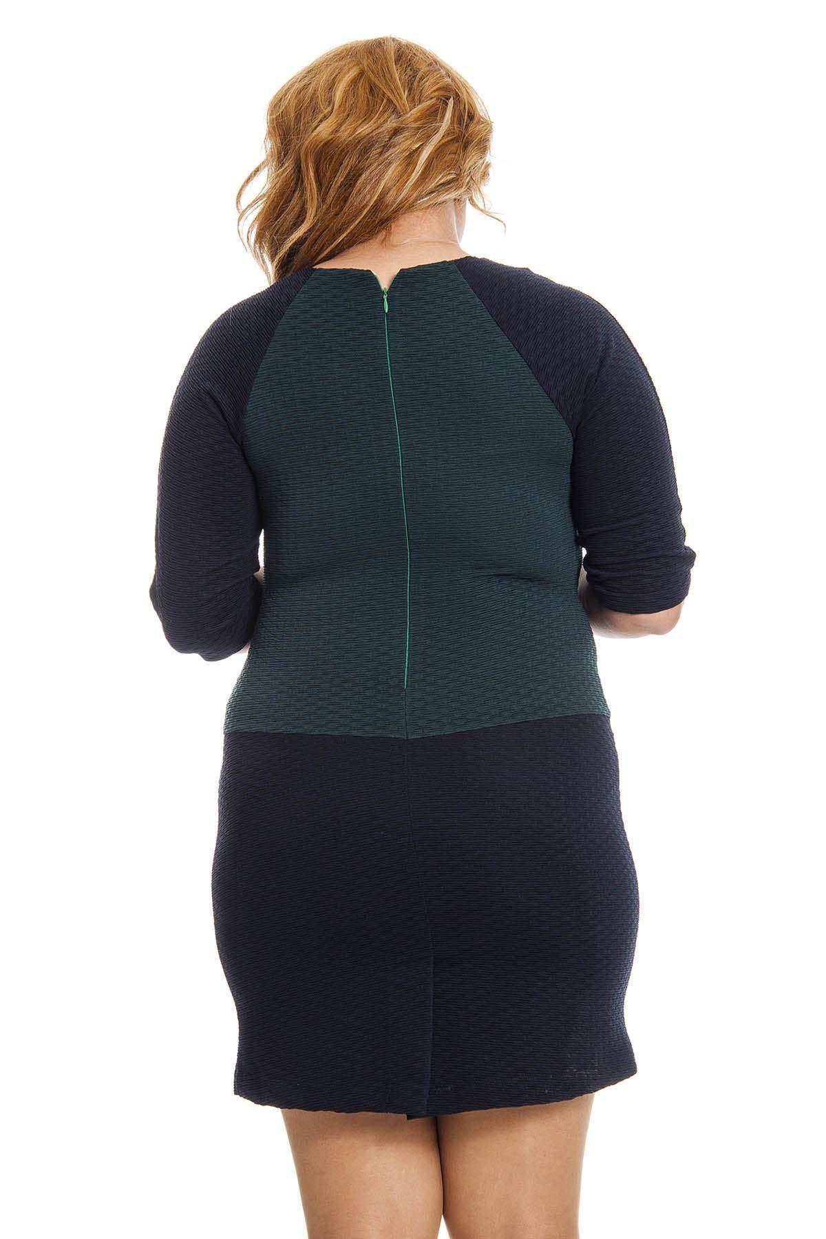 Yeşil Elbise I6-3359