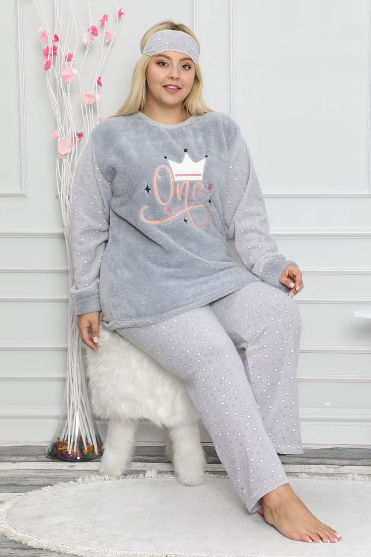 Welsoft Kİng Pijama Takımı 32E-59057G